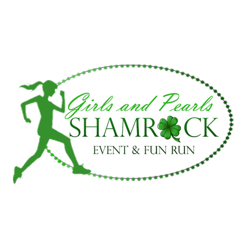 Girls and Pearls Shamrock Event and Fun Run - March 16, 2016